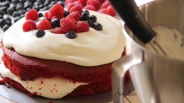 What Is Red Velvet Cake?