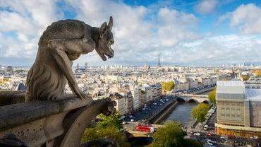 What Region of France Is Paris In?