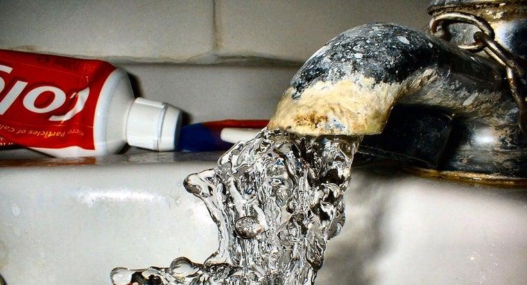 remove-limescale-taps