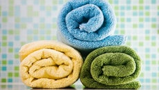 How Do I Remove a Mildew Odor From My Bath Towels?