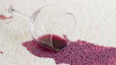 How Do You Remove Red Wine Stains From Wool Carpet?