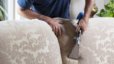 How Do You Remove Water Stains From Upholstery?