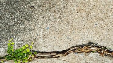 How Do You Repair Concrete Driveway Cracks?
