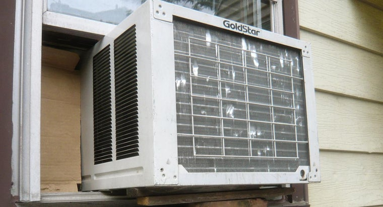 How Do You Repair the Cord on a Window Air Conditioner Unit
