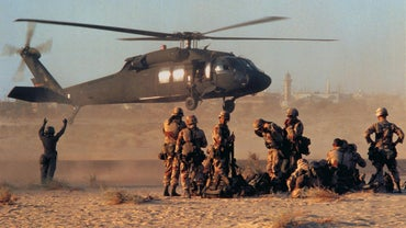 What Are the Results of Operation Desert Storm?