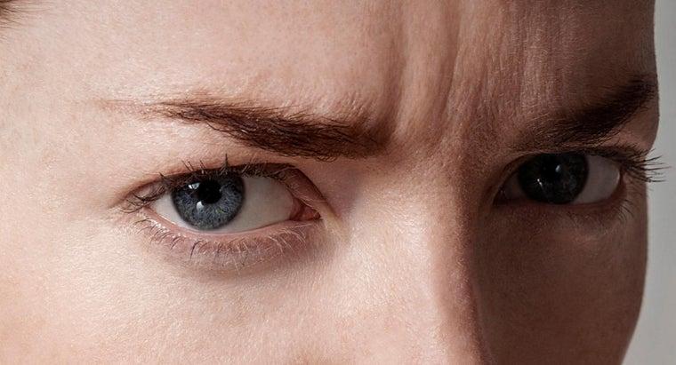 rid-frown-lines-between-eyebrows