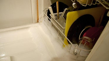 How Do You Get Rid of Soap Suds in the Dishwasher?