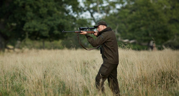 rifle-work