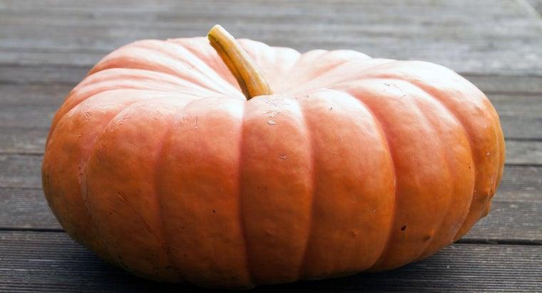 ripen-pumpkins