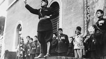 What Role Did Italy Play in World War II?