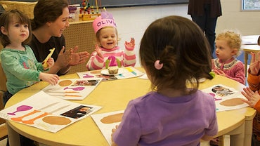 What Is the Role of a Nursery Teacher?