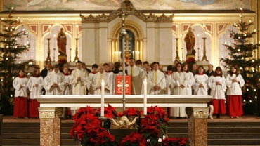 How Do Roman Catholics Celebrate Christmas?