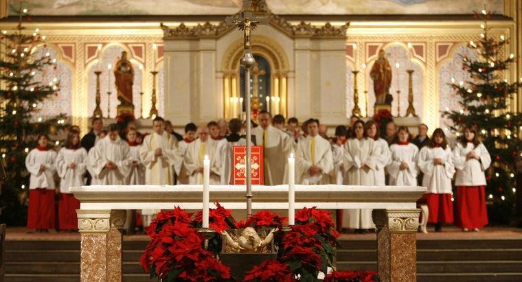 Do 7th Day Adventists Celebrate Christmas.How Do Roman Catholics Celebrate Christmas Reference Com