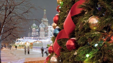 How Do Russians Celebrate Christmas?