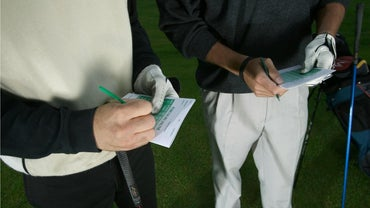 What's an Average Golf Score for an Amateur?