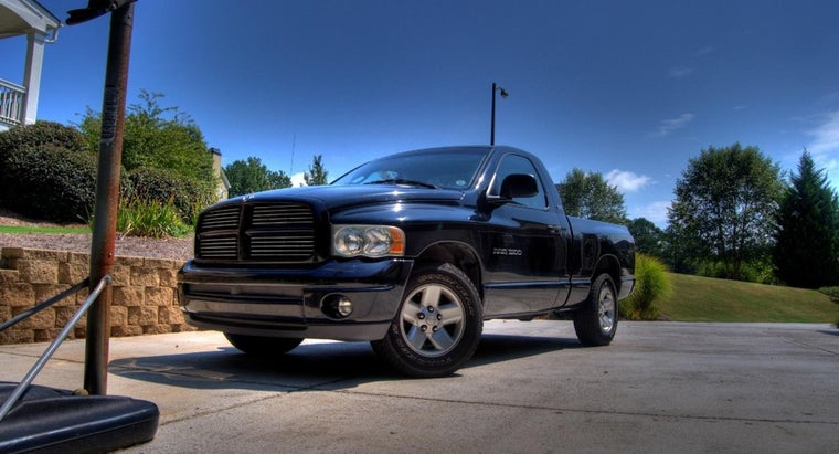2015 Ram 1500 Towing Capacity >> What S The Towing Capacity Of The 2015 Ram 1500 Reference Com