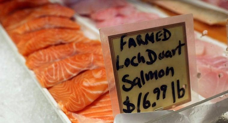 salmon-fattening
