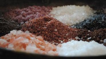 Where Is Salt Found?