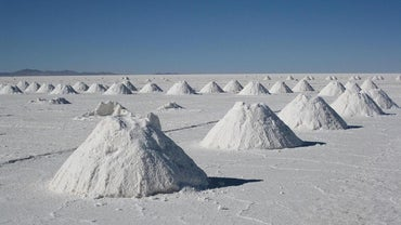 Is Salt a Non-Renewable Resource?
