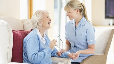What Is a Sample of a Care Plan for the Elderly?