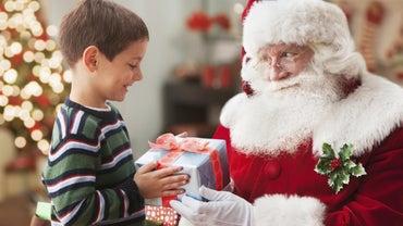 Is Santa Claus an Elf?