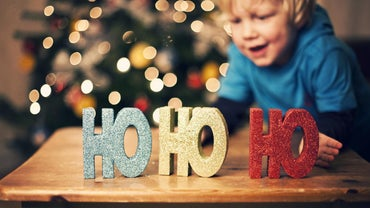 "Why Does Santa Say ""ho Ho Ho""?"