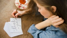 How Do You Send an Informal Letter to Thank Someone?