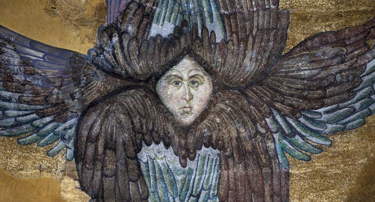 What Are Seraphim Angels? | Reference com
