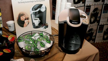 What Should One Do If a Keurig Coffee Maker Won't Brew?