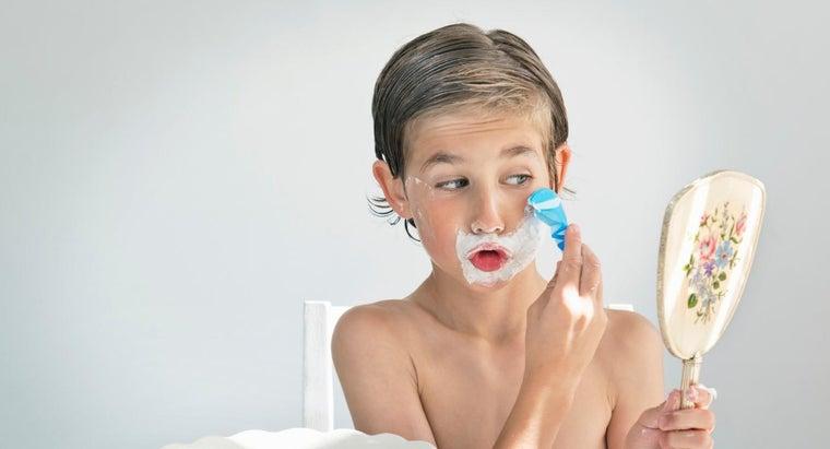 should-start-shaving-face