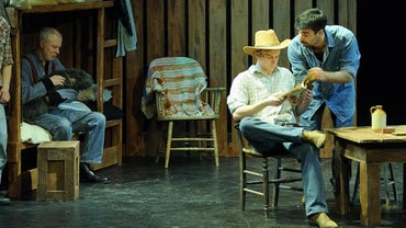 "What Are Some of the Similes in ""Of Mice and Men?"""