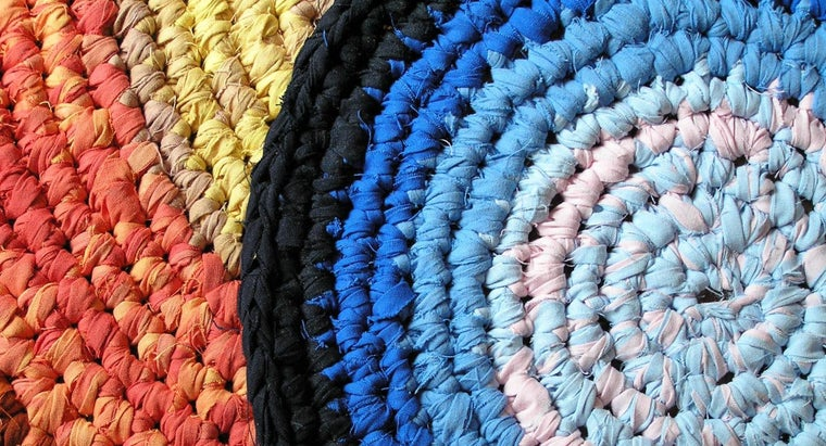 simple-way-crochet-round-rug
