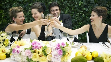 Who Sits at the Head Table at a Wedding Reception?