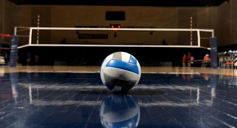size-volleyball-court