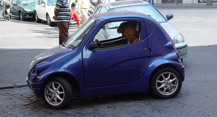 small-electric-cars