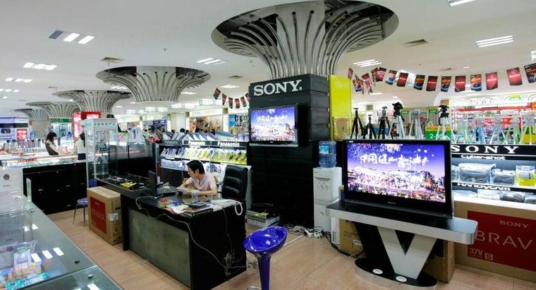 sony-s-major-competitors
