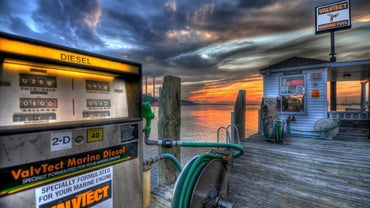 What Is the Specific Gravity of Diesel Fuel Oil?