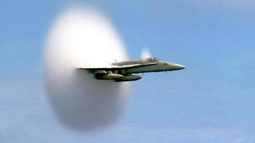 What Speed Breaks the Sound Barrier?