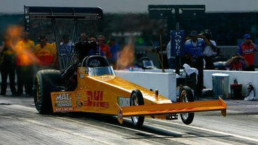What Is the Speed Record for a Top Fuel Dragster?