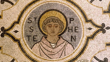 When Was St. Stephen Born?