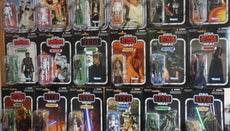 """Which """"Star Wars"""" Figures Are the Most Valuable?"""