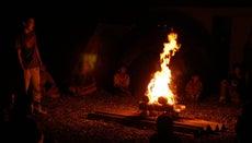 How Do You Start a Campfire?