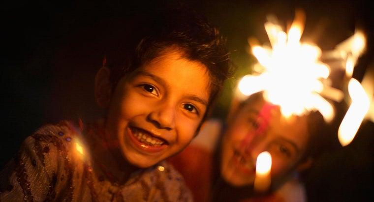 people-celebrate-diwali