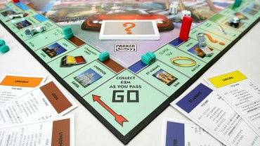 What Are the Train Stations in Monopoly?