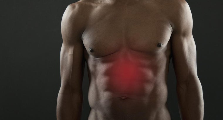 stomach-located