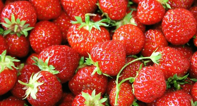 strawberries-come