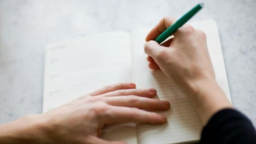 What Is the Structure for a Diary Entry?