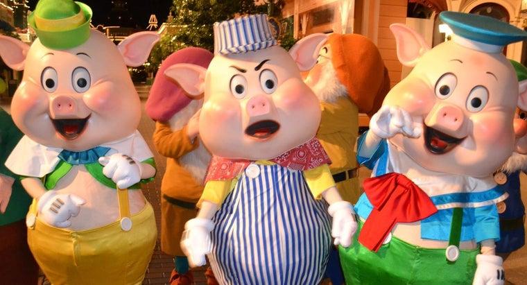 summary-three-little-pigs