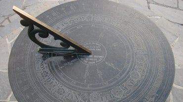 How Does a Sun Dial Work?