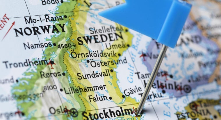 sweden-located